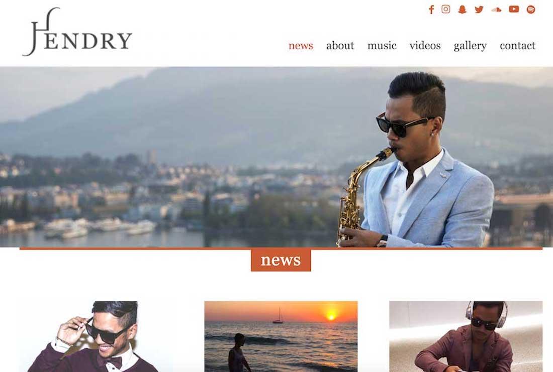 Fallstudie Hendry Music