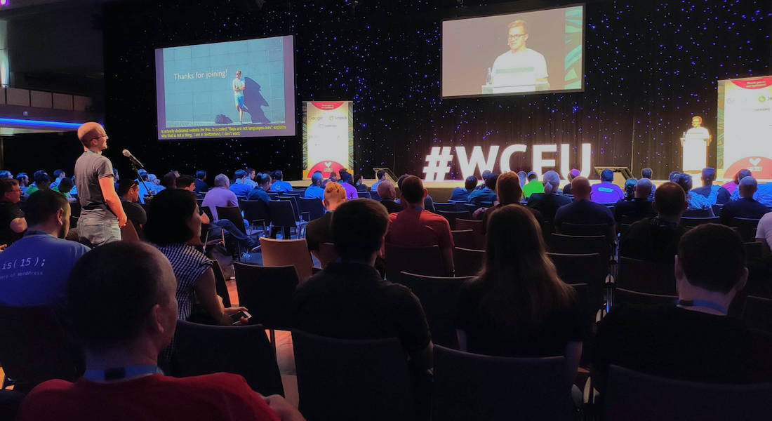 WordCamp Europe Berlin
