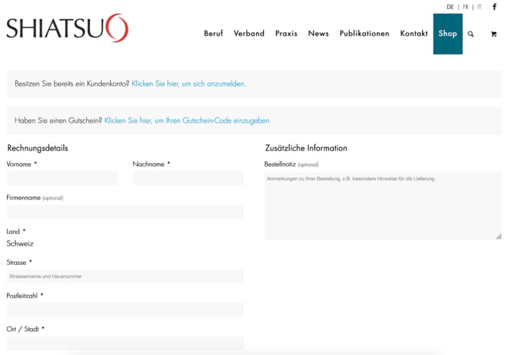 Referenz Shiatsu Gesellschaft Schweiz
