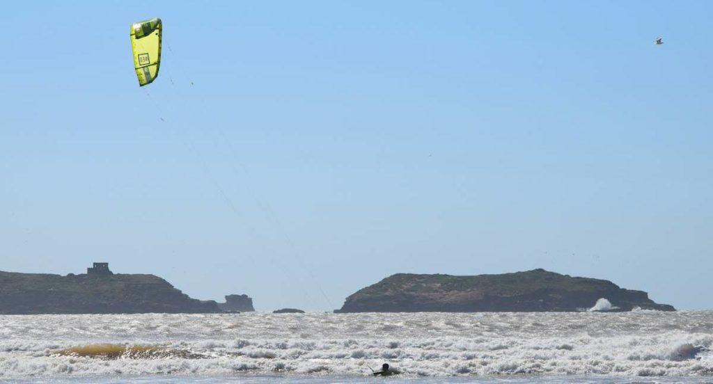 Kitesurfen in Essaouira