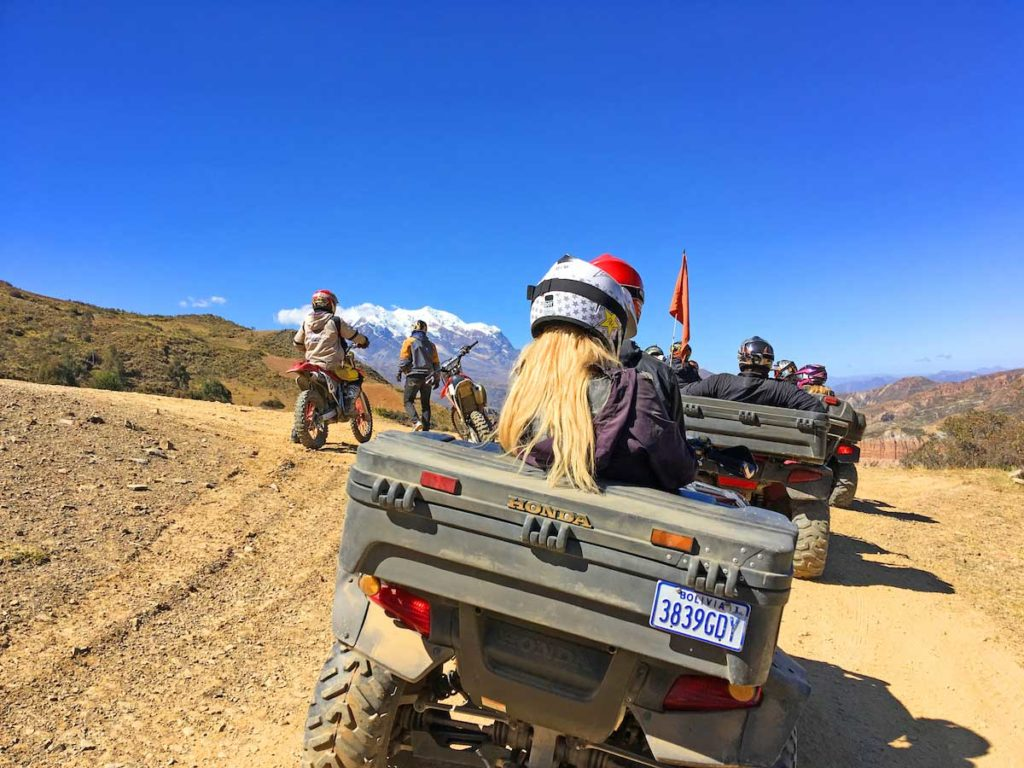 Ortsunabhängig arbeiten in Bolivien