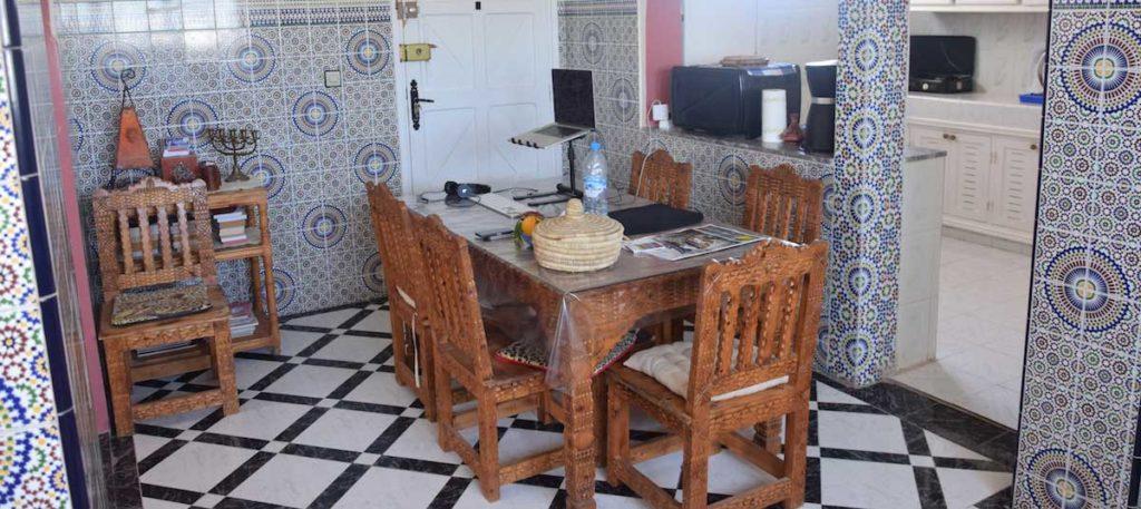 Unterkunft Essaouira Marokko