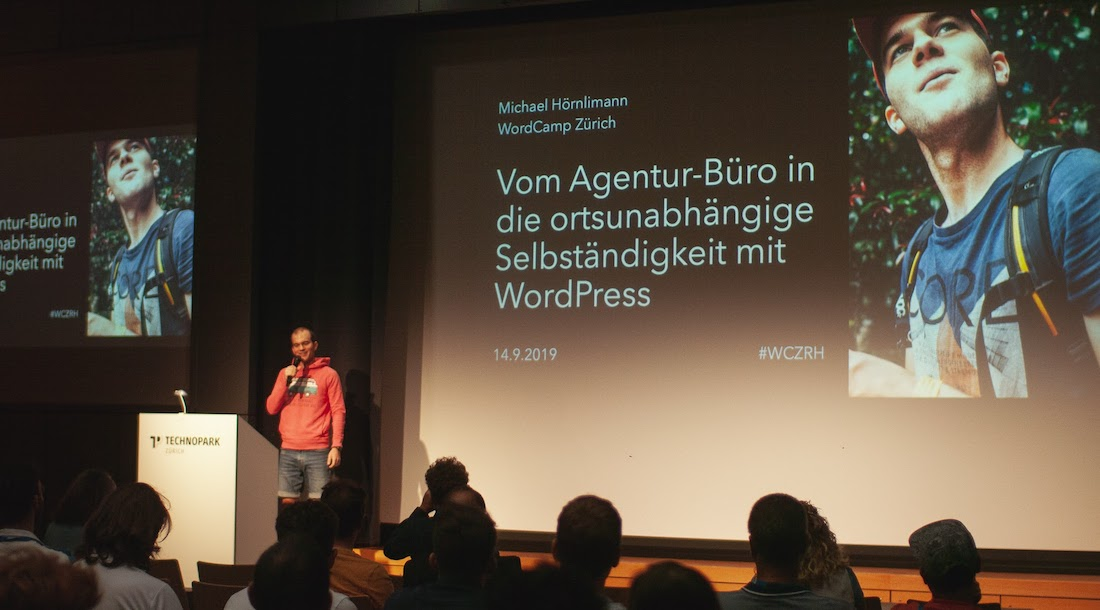 WordCamp Zürich